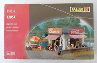 Faller - HO Gauge - 130212 - Newspaper Stand - Kiosk