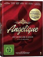 ANGELIQUE: EINE GROSSE LIEBE IN GEFAHR (Blu-ray Disc + DVD) Mediabook NEU+OVP