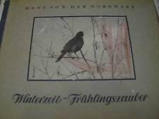 Winterzeit-Frühlingszauber By Hans Von Der Nordmark-Naturkundliche Plaudere