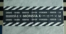 Monsta X Official goods - SLOGAN Version 2