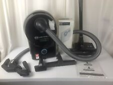 Sebo Airbelt D4 Premium Canister Vacuum Cleaner with Et-1 Power Head 90641Am