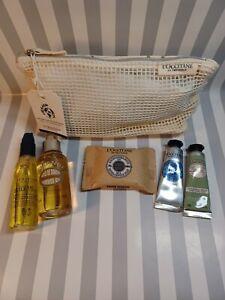 L'Occitane En Provence Gift Set (5 pcs) New Authentic