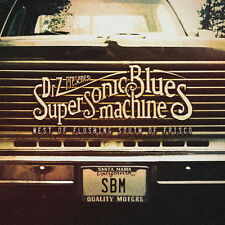 Supersonic Blues Machine – West of Flushing, South of Frisco  CD NEW