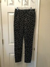 SUPER SKINNY BLACKHEART JEANS WITH WHITE CATS-NWOT-SIZE 3 -HOT TOPIC