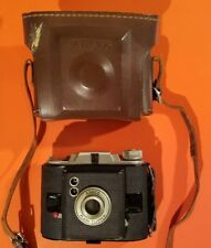 Vintage Camera:  Ansco Flash Clipper with Ansco Case