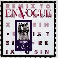 En Vogue Remix to sing (1991) [CD]