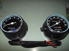 NOS Harley Davidson AMFSportster Speedometer & Tach Gauges KM/H # 92058-81A