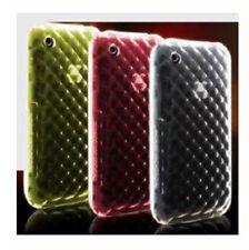 COVER SILICONE PER APPLE IPHONE CUSTODIA RIGIDA PER APPLE IPHONE 3G 3GS