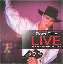 Tillis, Pam : Live CD