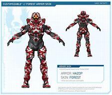 HALO 4 Hazop Armor DLC Code Xbox 360 *NEW!*