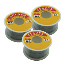 0.8mm 63/37 50g Rosin Core Solder Tin Lead Flux Soldering Welding Iron Wire