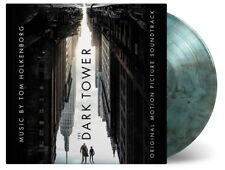 Tom Holkenborg ‎– The Dark Tower Soundtrack Blue & Black Mixed  VINYL LP NEW!