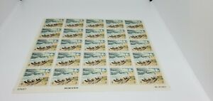 USA~NATIONAL PARKS CENTENNIAL~FULL SHEET~POSTAGE STAMPS~2 CENT~MNH  (100 STAMPS)
