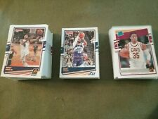 2020-21 Donruss Basketball Cards Singles BASE and RATED ROOKIES - Create Own Lot