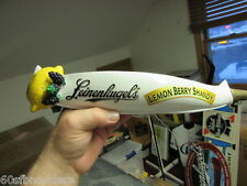 (NEW) LEINENKUGELS LEMON BERRY SHANDY BEER SUMMER CANOE TAP HANDLE KNOB PUB BAR