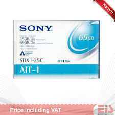 Sony SDX1- 25C AIT-1 65Gb Data Cartridge NEW & SEALED