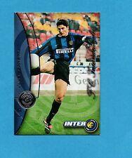 INTER CARDS 2000- numero 15- JAVIER ZANETTI -NEW