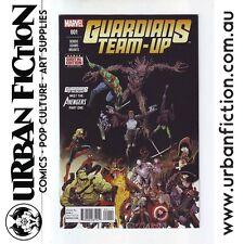GUARDIANS TEAM-UP  #1 - MARVEL COMICS - VF/NM