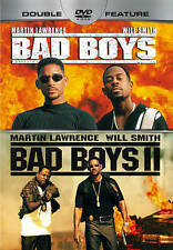 Bad Boys/ Bad Boys II DVD 2-Pack (DVD, 2013, 2-Disc Set) New