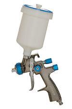 Fast Mover Tools UK LVLP Gravity Feed Spray Gun, 600cc Pot, 1.4mm Set Up
