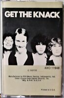 Cassette Get the Knack TESTED My Sharona-Good Girls Don't -Extra Tapes Ship Free