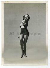 Ann Miller - Vintage 5x7 Glossy by Fred Hendrickson - 1937