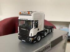 WSI Scania R Topline 8x4 truck 1/50th