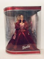 2002 Holiday Celebration Special Edition Barbie Doll by Mattel Brand New in Box