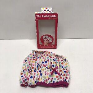 Deco Dots - Fashionista Collection Shower Cap