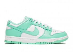 Nike Dunk Low Retro Green Glow White (W) DD1503-105 Sz 6 - 12 Womens