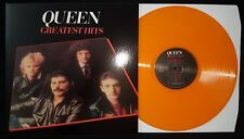 "12"" LP Vinyl Limited Queen - Greatest Hits Freddie Mercury"