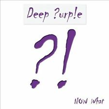 Now What?! [CD/DVD][Deluxe Edition] DEEP PURPLE