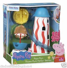 Parque Helter Skelter Peppa Pig Feria de tierra Figura De Juguete Juegp & Peppa