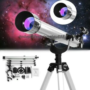 675X, or 350X, Astronomical Zooming Telescope Space Celestial Observation
