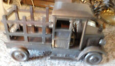 Vintage Toy Wooden George Good Truck Music Box Take Me Home Country Road