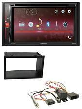 Pioneer DVD CD Bluetooth USB MP3 2DIN Autoradio für VW Golf 4 Passat Polo T4 Fox