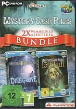 Mystery Case Files Bundle Jeux Collection PC DVD-ROM