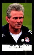 Jupp Heynckes Autogrammkarte Bayern München 2008-09 Original Signiert +C 637