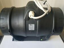 Inline Centrifugal Extractor Fan MF-200S