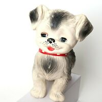 Vintage Squeak Toy Alan Jay Clarolyte Puppy Rubber S Toy Sleepy Eyes Head Moves