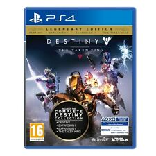 PS4 Game Destiny - König The Possessed Legendary Edition NEW
