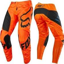 Vestimenta y protección Fox color principal naranja para conductores