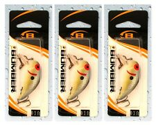 (3) Bomber 0-3 FT BMB Shallow A Tennessee Shad Crankbaits B05FSTS Brand New