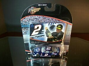 Rusty Wallace #2 Mille Lite Martinville Win  2004 Dodge Intrepid 1:64 April 18