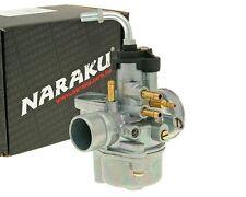 Naraku Carburador 17,5mm para Malaguti F12 F15 Keeway F-Act Focus Matriz RY6 RY8