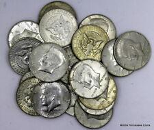 40% JFK Half $ Rolls - 1968-D Circulated Average Wear  $10 Face Value