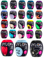 DYLON® 350g MACHINE DYE Clothes Fabric Dye -NOW INCLUDES SALT BUY1 GET 1 5% OFF