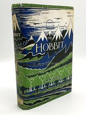 The Hobbit - 1961 Printing - 12th Impression Overall - TOLKIEN 1937