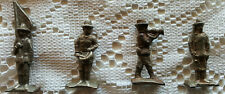 MINATURE REVOLUTIONARY WAR SOLDIERS FOUR