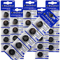 Cell Watch Battery 30 PACK ~ 2032 Lithium 3v CR2032 DL2032 USA SHIP Fresh Date